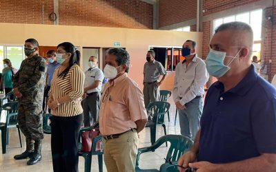 Gobernador César Paz participó en la Transición de Ministros de nuevas autoridades a la Asociación de Iglesias