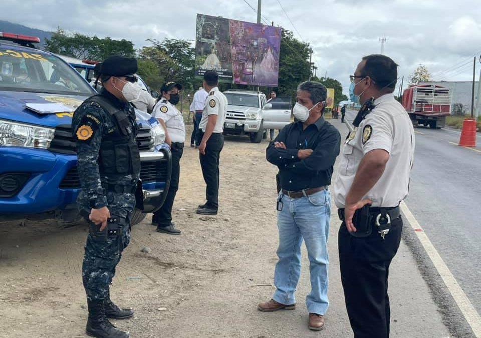 ACOMPAÑAMIENTO Y MONITOREO A LAS FUERZAS DE SEGURIDAD