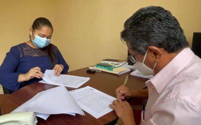 SE FIRMAN 5 CONVENIOS DE PROYECTOS CODEDE PARA ESTANZUELA